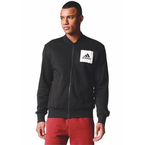 Truien adidas Essentials Bomber Jacket French Terry M
