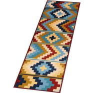 loper »malou«, freundin home collection, rechthoekig, hoogte 5 mm, machinaal getuft multicolor