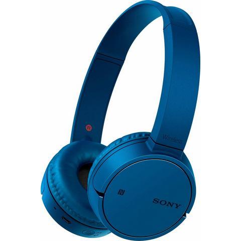 SONY Sony WH-CH500 hoofdtelefoon (bluetooth, NFC, spraakbesturing, ingebouwde microfoon)