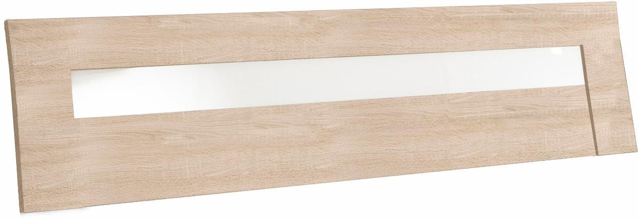 Wimex hoofdbord »Tarifa«, met glaselement - verschillende betaalmethodes