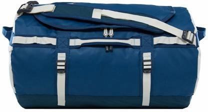 The North Face Base Camp Duffel M Blue Wing-Vintage White