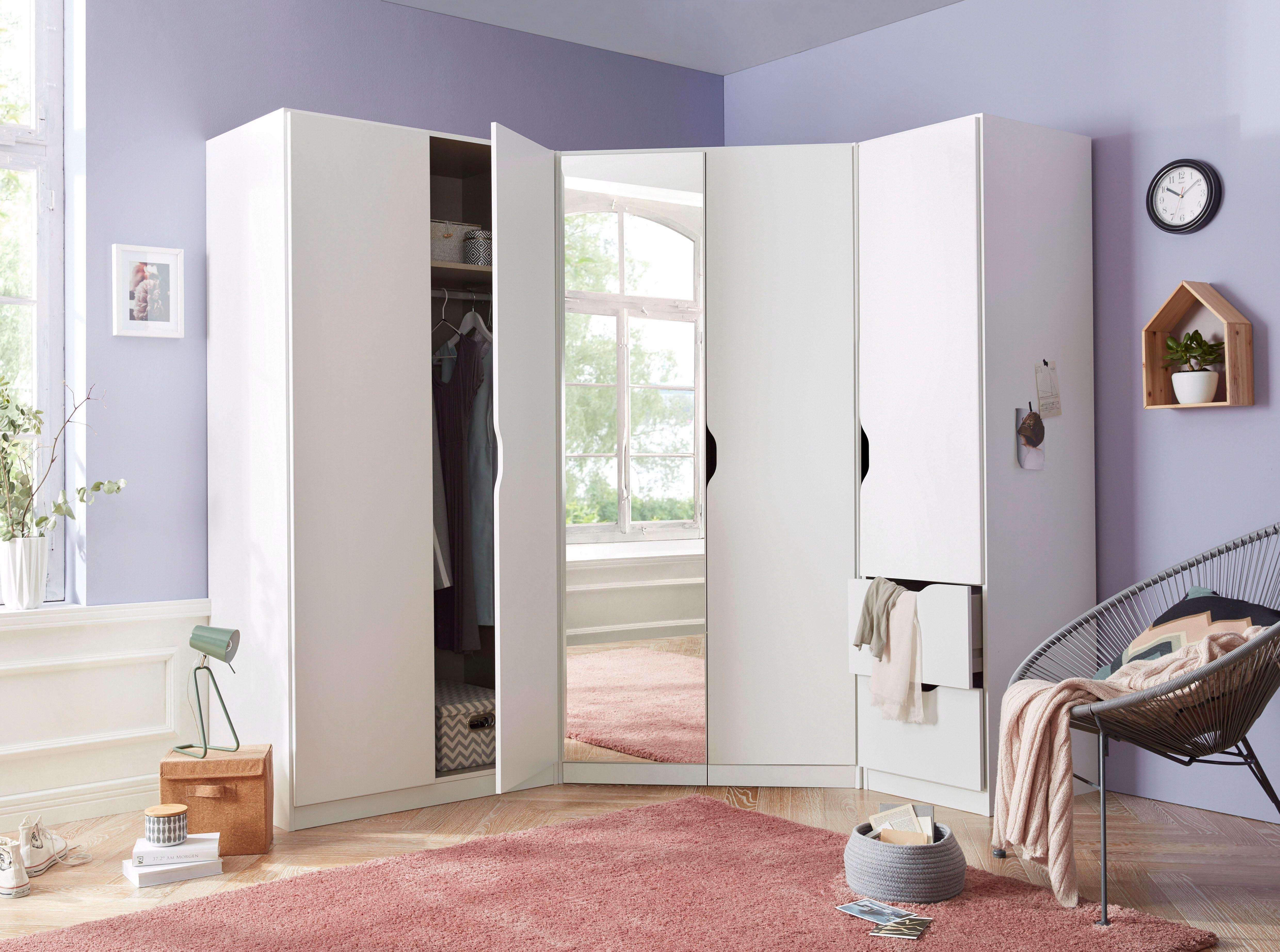 Rauch PACK´S hoekkastset »Freiham«, (3-delig), met 1-deurs- en 2-deurskast goedkoop op otto.nl kopen