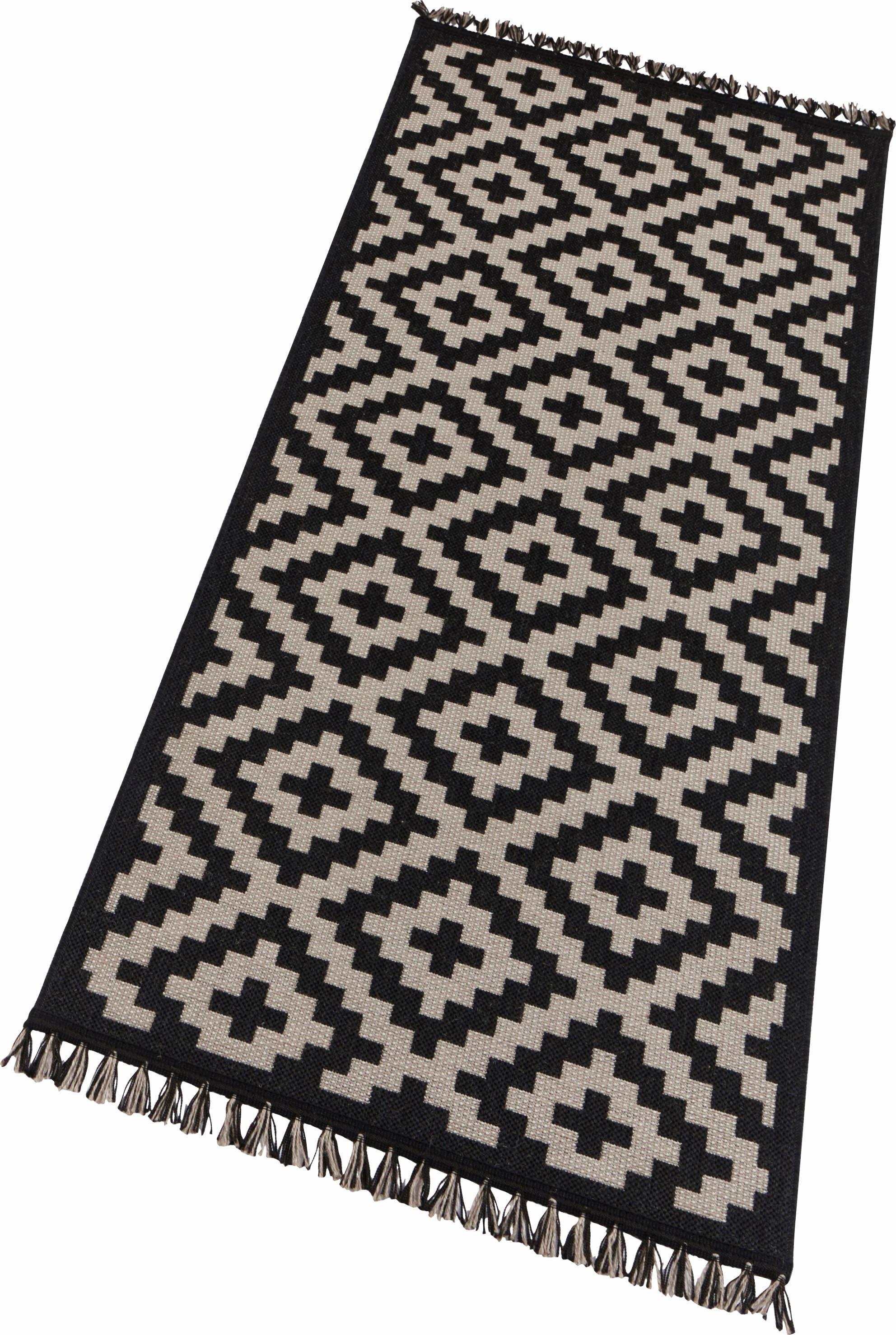 freundin Home Collection Loper, »Stockholm«, rechthoekig, hoogte 3 mm, machinaal geweven bij OTTO online kopen