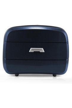 hauptstadtkoffer beautycase britz blauw