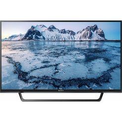sony kdl40we665baep led-tv (101 cm-40 inch, full hd, smart-tv) zwart