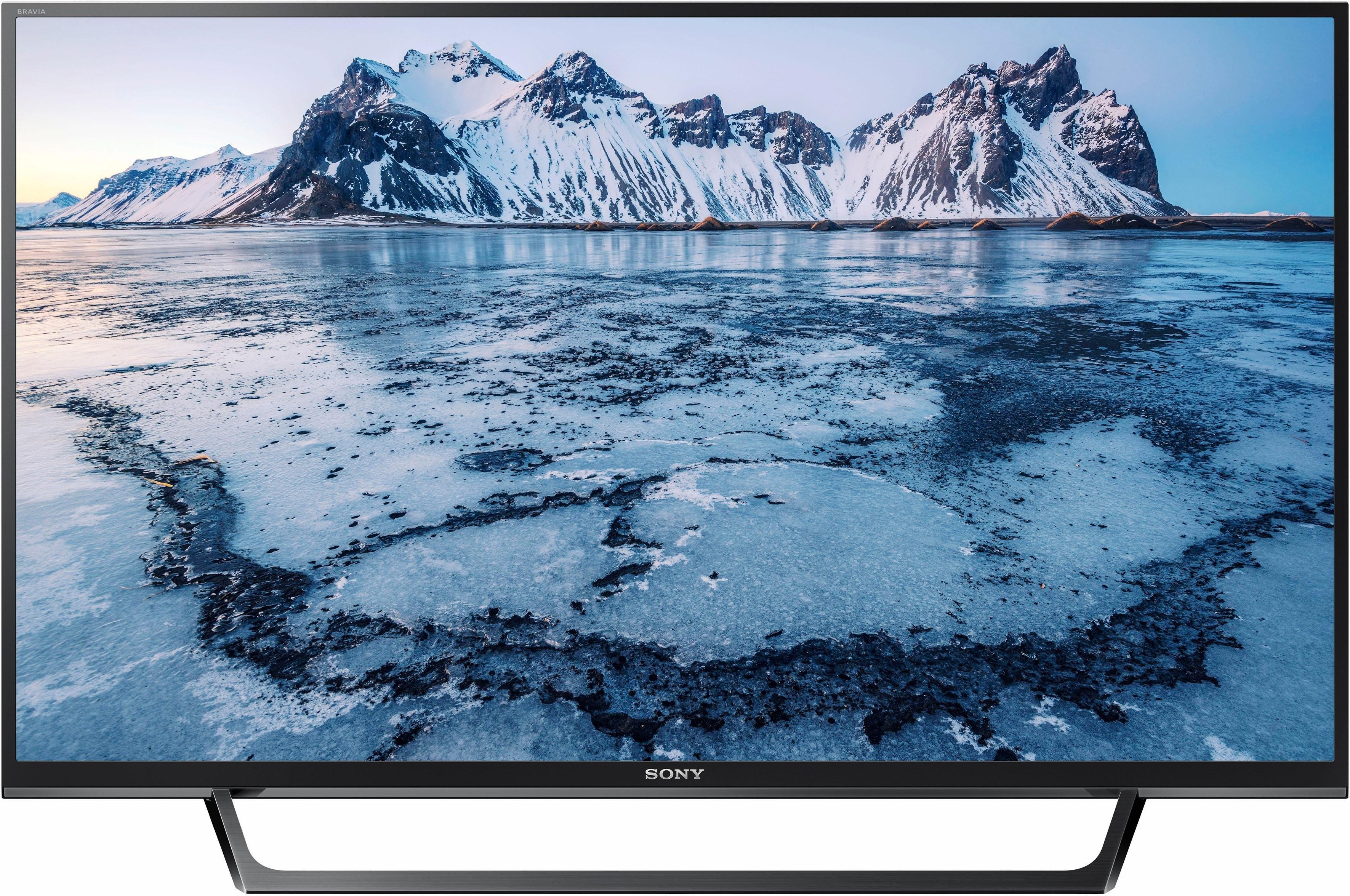 SONY KDL49WE665BAEP LED-TV (123 cm/49 inch, Full HD, Smart-TV) online kopen op otto.nl