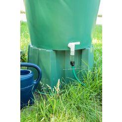 vitavia irrigatieaccessoires »rwk50«, regentonnenset met 50 druppelbuisjes groen