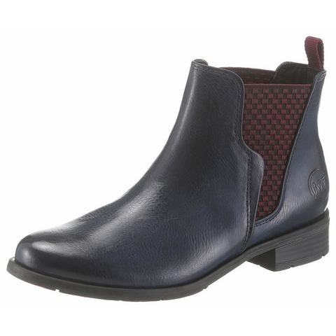 NU 15% KORTING: Marco Tozzi chelsea-boots
