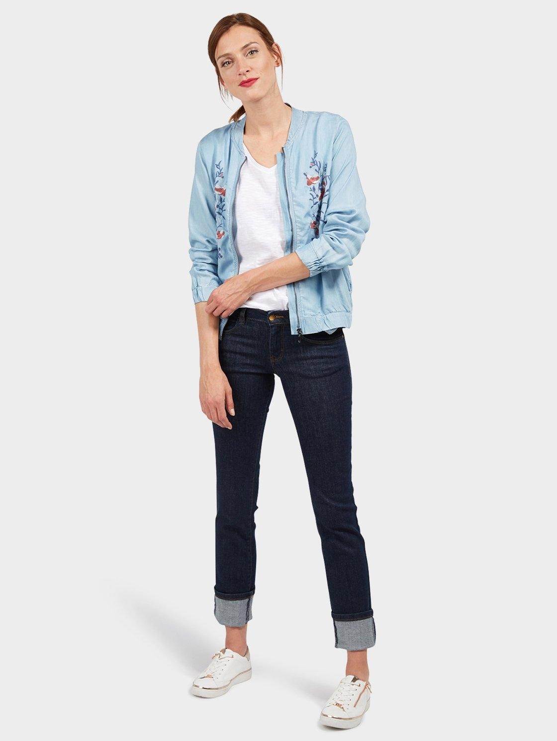TOM TAILOR Jeans »Alexa straight« voordelig en veilig online kopen