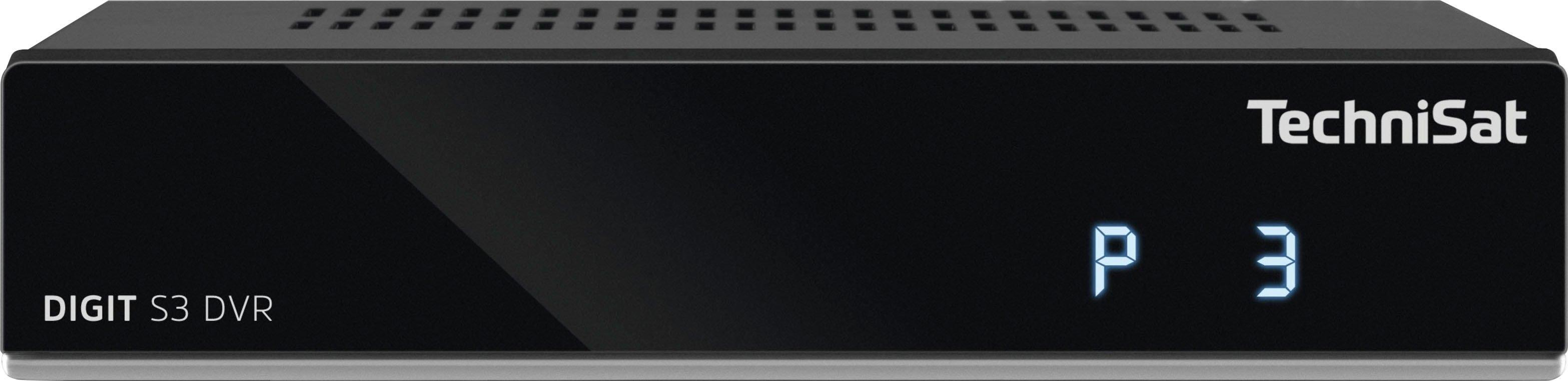 TechniSat digitale tv-ontvanger »DIGIT S3 DVR HDTV« (LAN (Ethernet)) veilig op otto.nl kopen