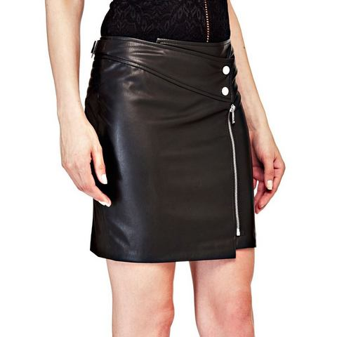Otto - GUESS NU 15% KORTING: Guess ROK GECOATE LOOK