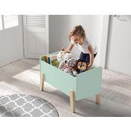 vipack speelgoedkist »kiddy«, mdf-oppervlak groen