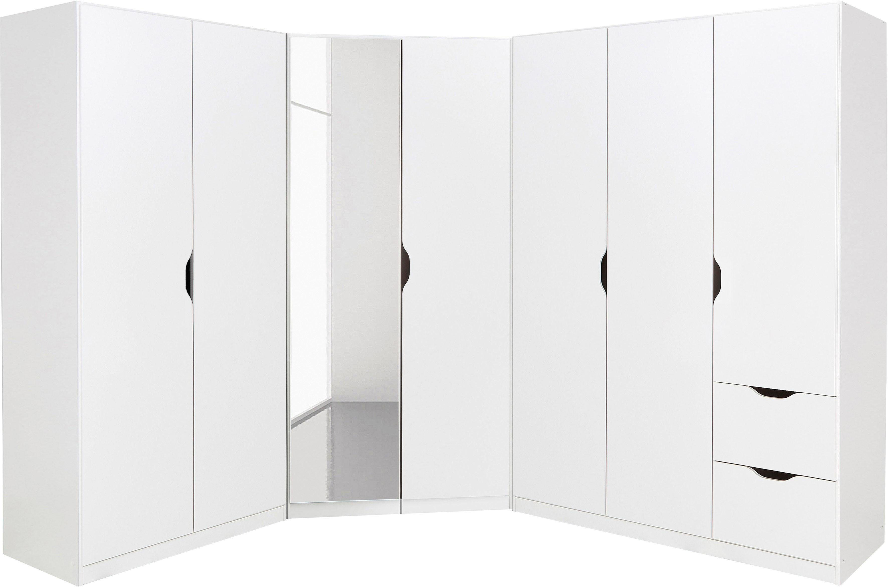 Rauch pack´s hoekkastset freiham« delig met deurs en