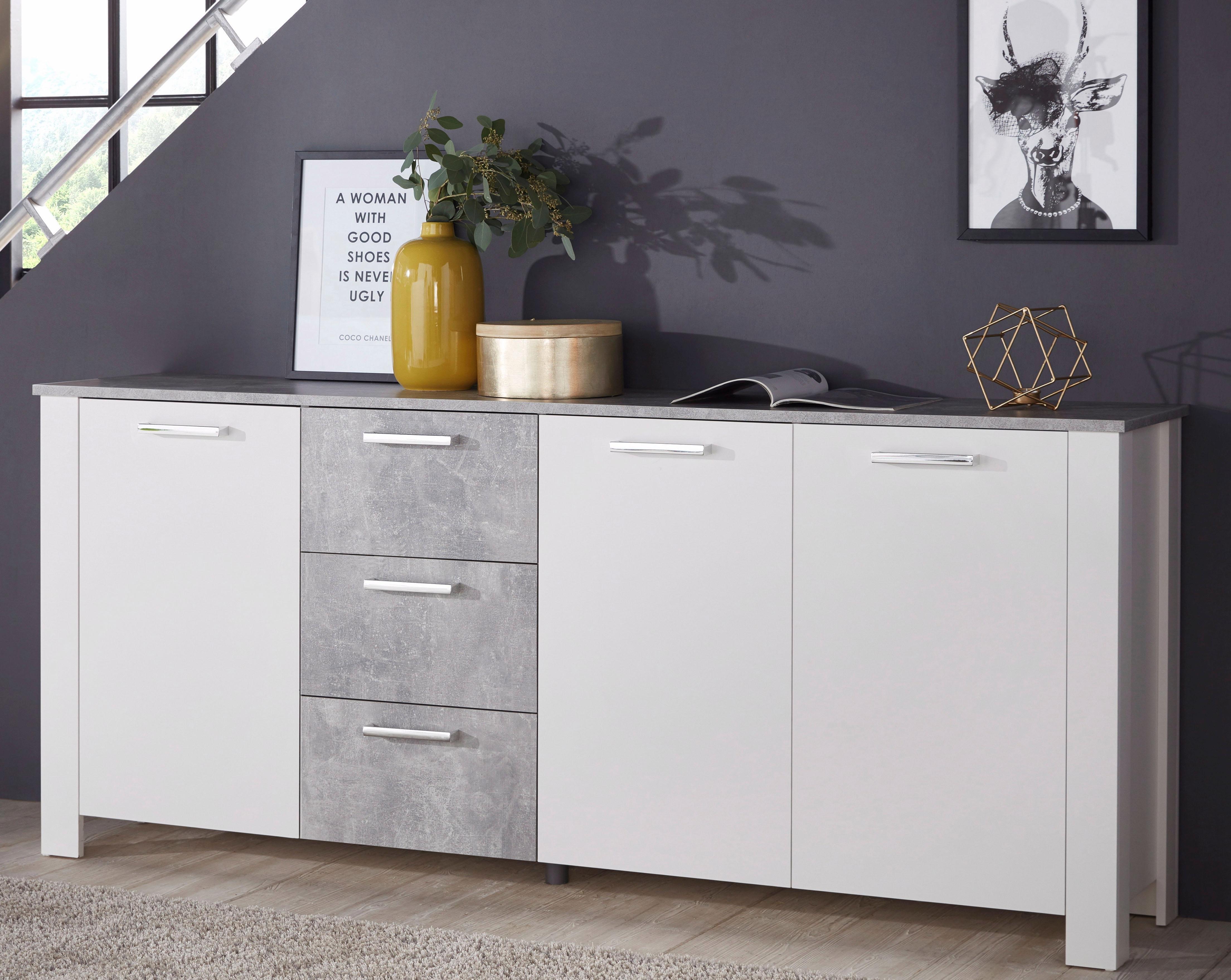 Homexperts »Zabona« dressoir, breedte 200 cm goedkoop op otto.nl kopen