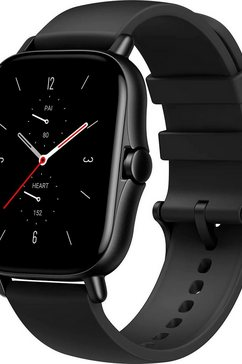 amazfit »gts 2« smartwatch zwart