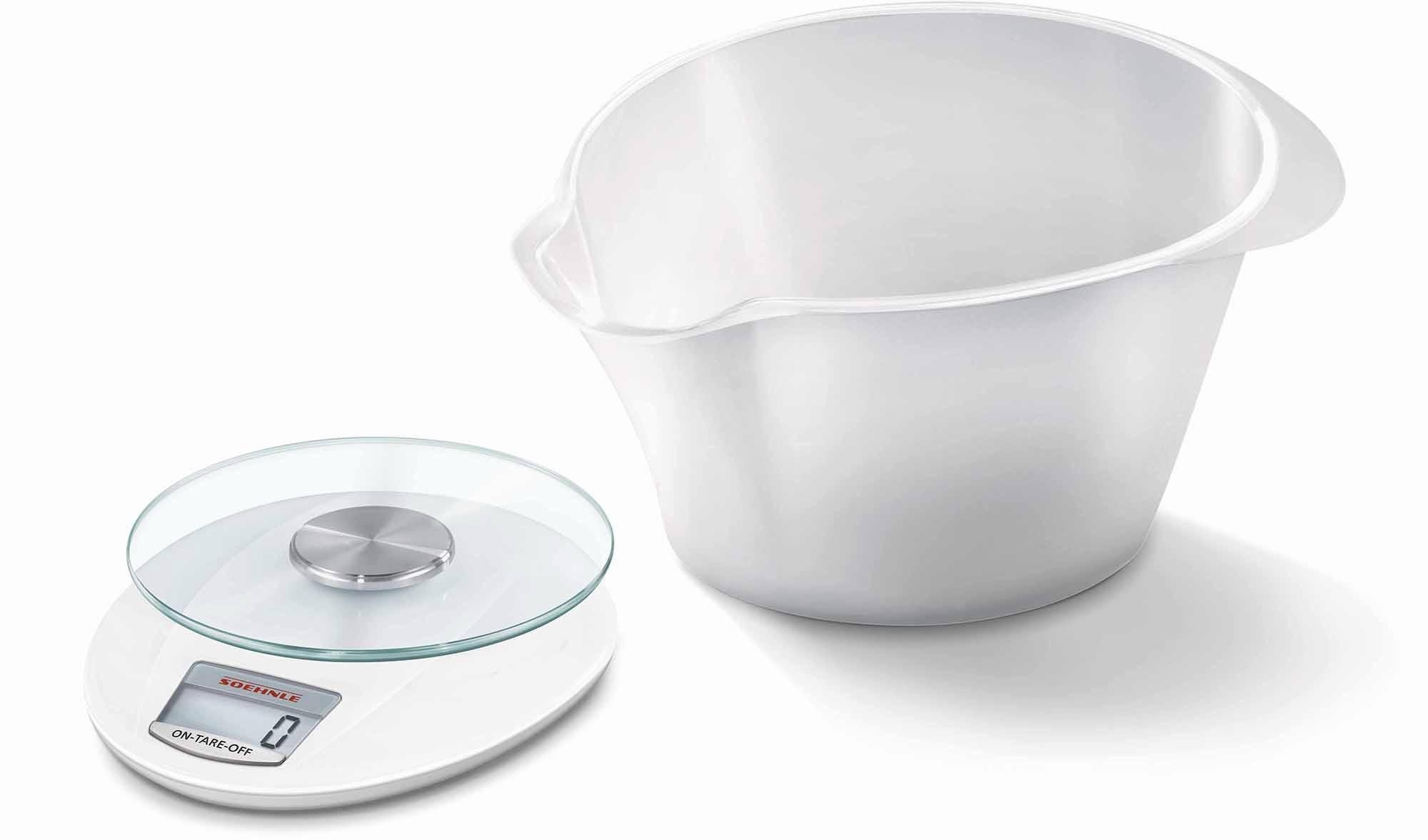 Soehnle keukenweegschaal 'Roma Plus', (2-delig) nu online bestellen