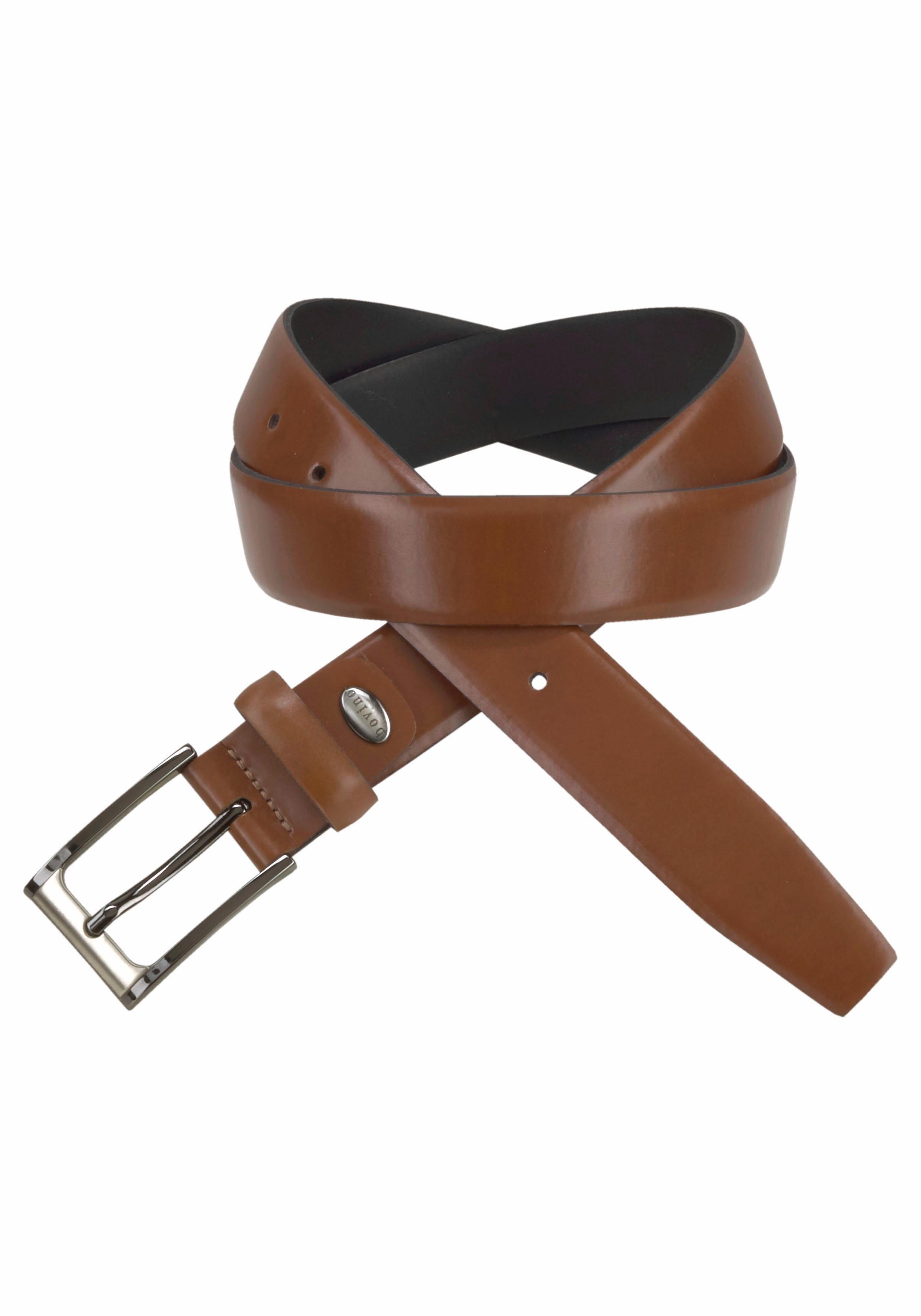 Bovino Belts leren riem nu online bestellen