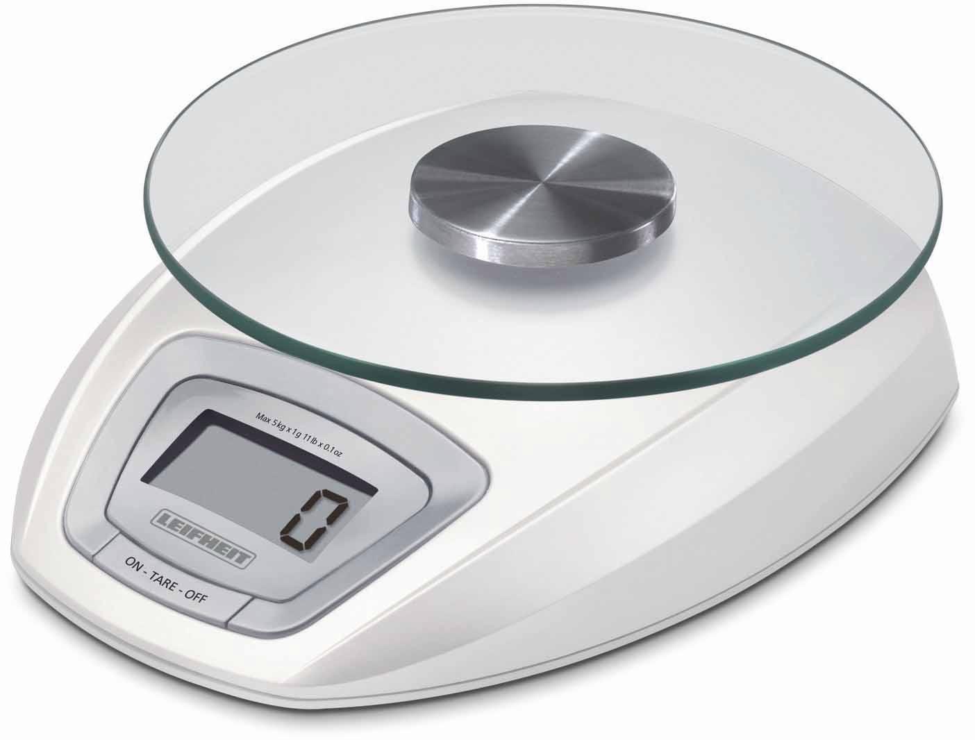Op zoek naar een Leifheit digitale keukenweegschaal, met led-aanduiding, weegplateau afneembaar? Koop online bij OTTO