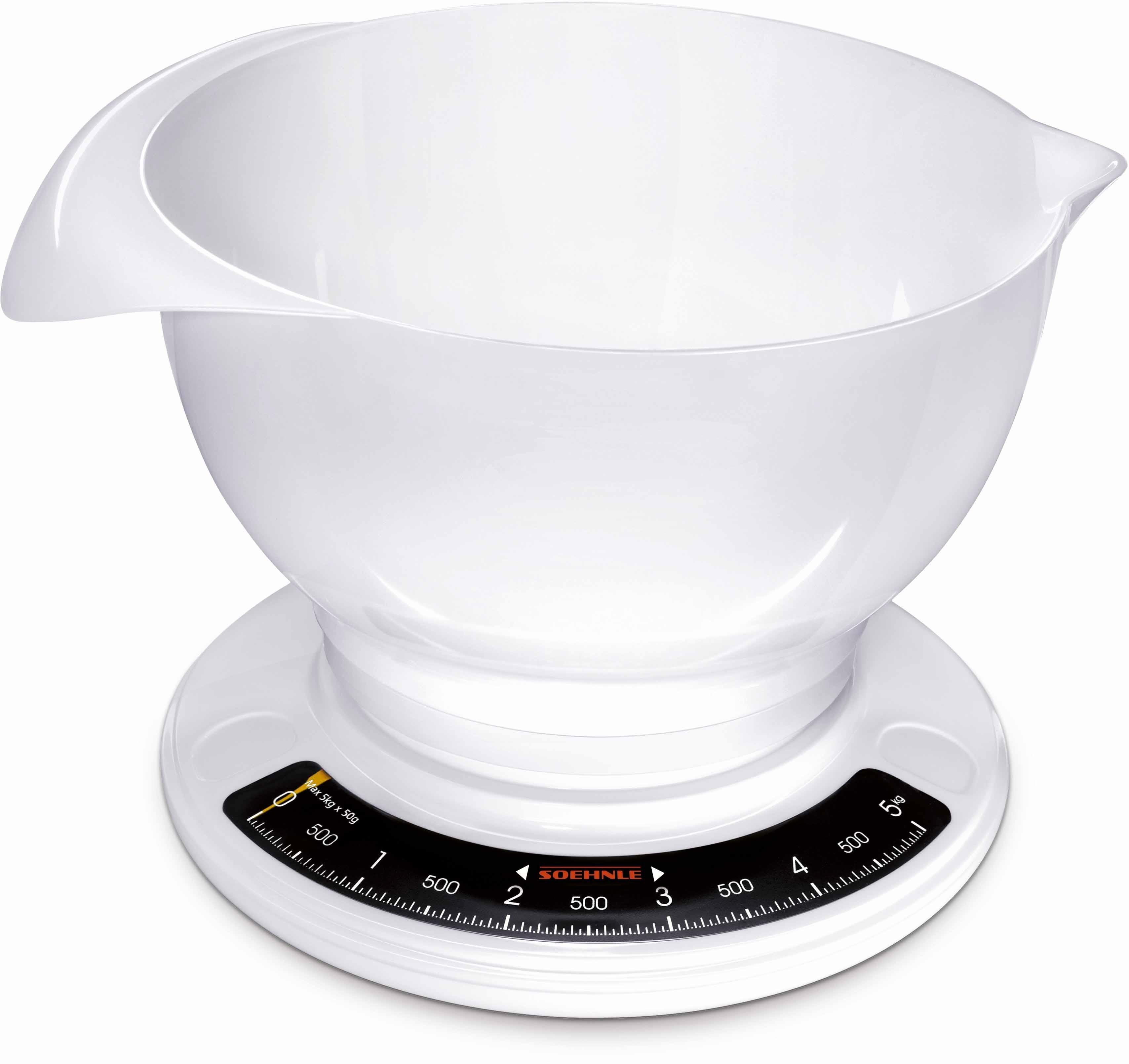Soehnle analoge keukenweegschaal, met grote mengkom, »Culina Pro« veilig op otto.nl kopen