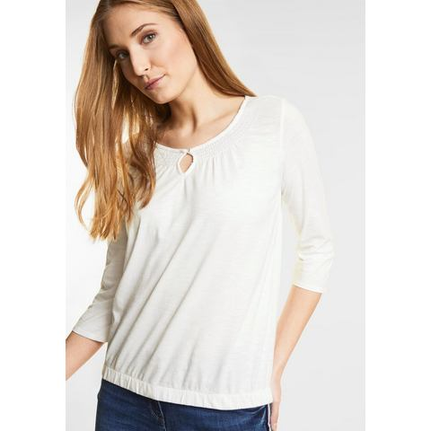 Cecil NU 15% KORTING: CECIL Basic shirt Adriana