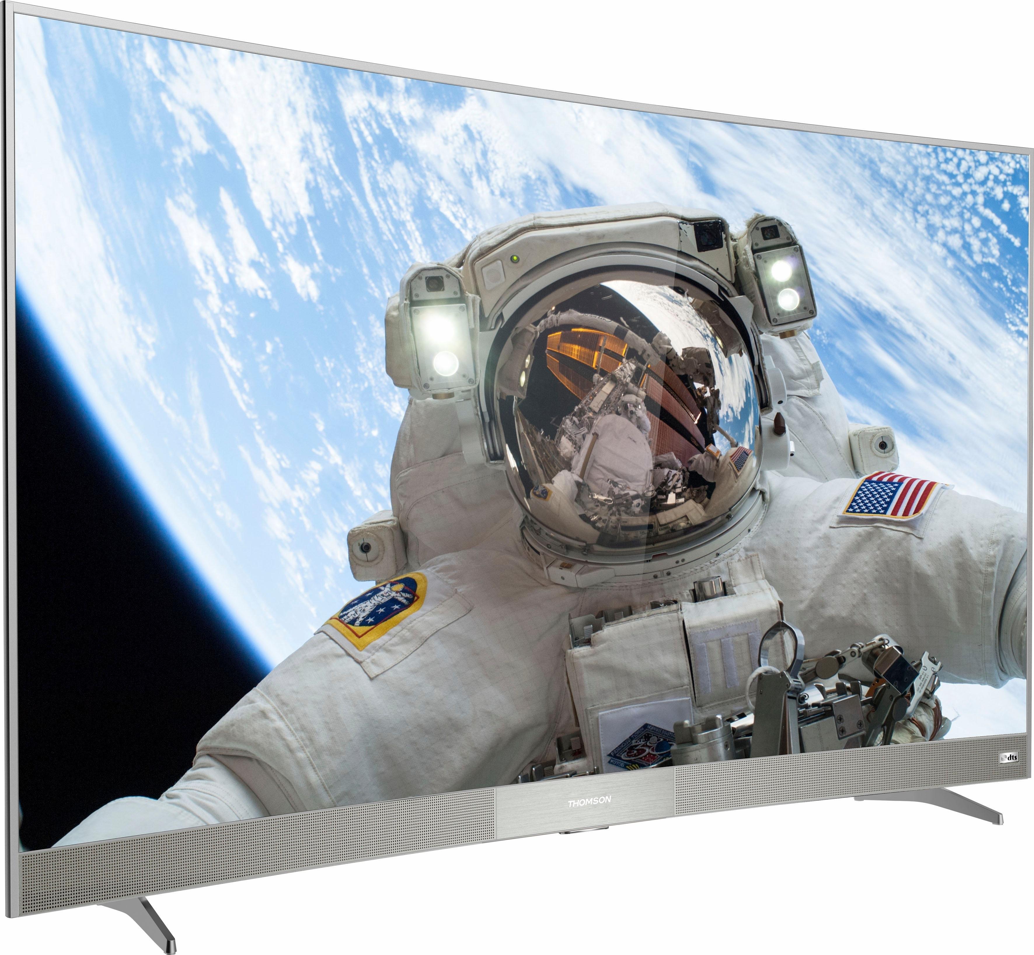 Thomson 55UC6596 curved led-tv (139 cm / (55 inch), 4K Ultra HD, smart-tv nu online bestellen