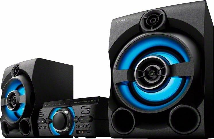 Op zoek naar een SONY MHC-M60D High power 3-componenten-muzieksysteem (verbinding via bluetooth, USB, cd/dvd & HDMI)? Koop online bij OTTO