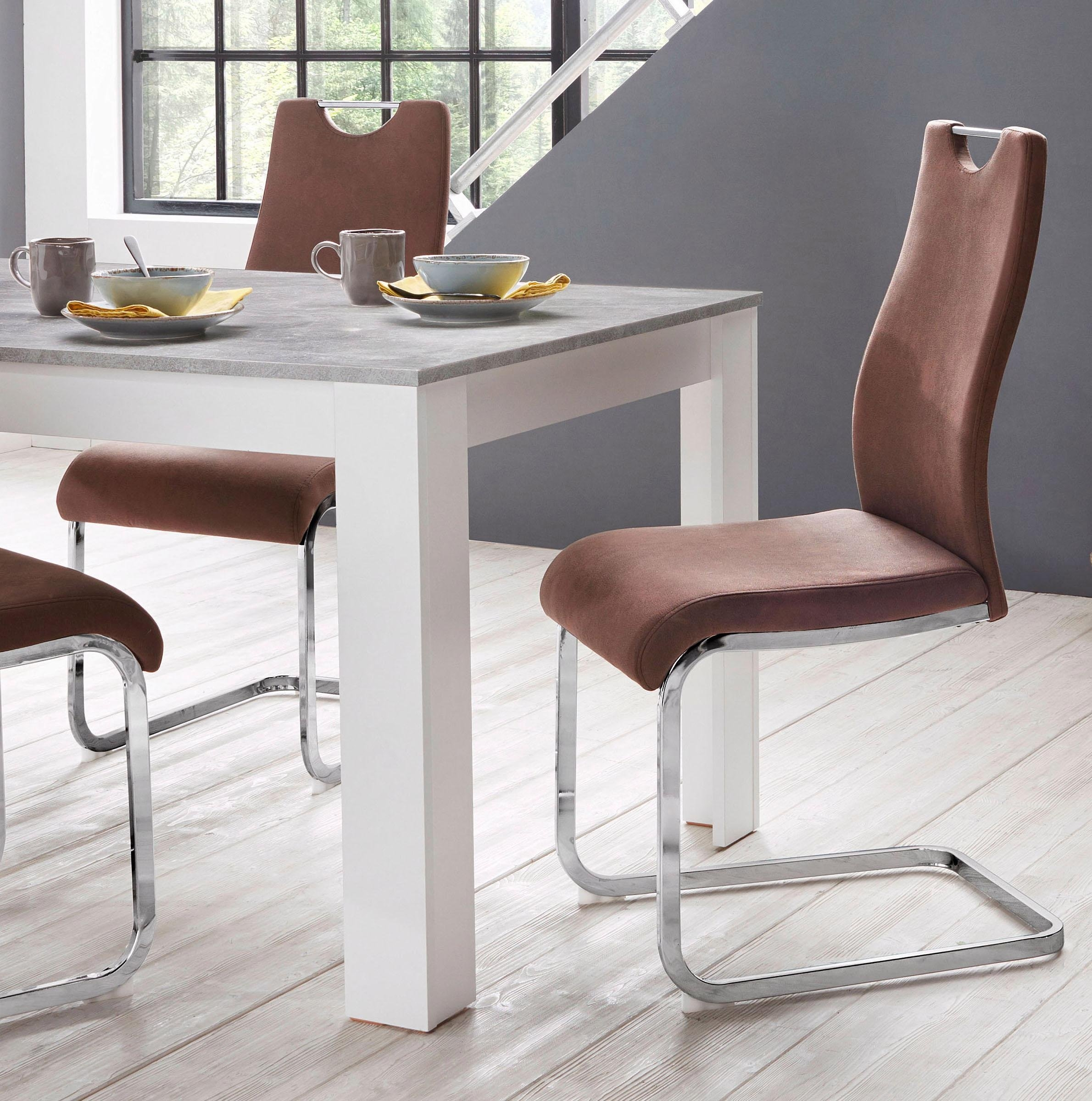 Homexperts vrijdragende stoel »Zabona« nu online kopen bij OTTO