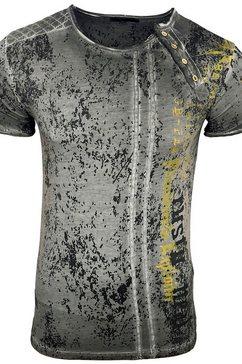 rusty neal t-shirt zwart