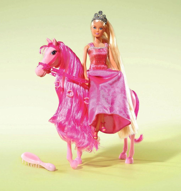 Op zoek naar een SIMBA aankleedpop Steffi Love sprookjesprinses? Koop online bij OTTO
