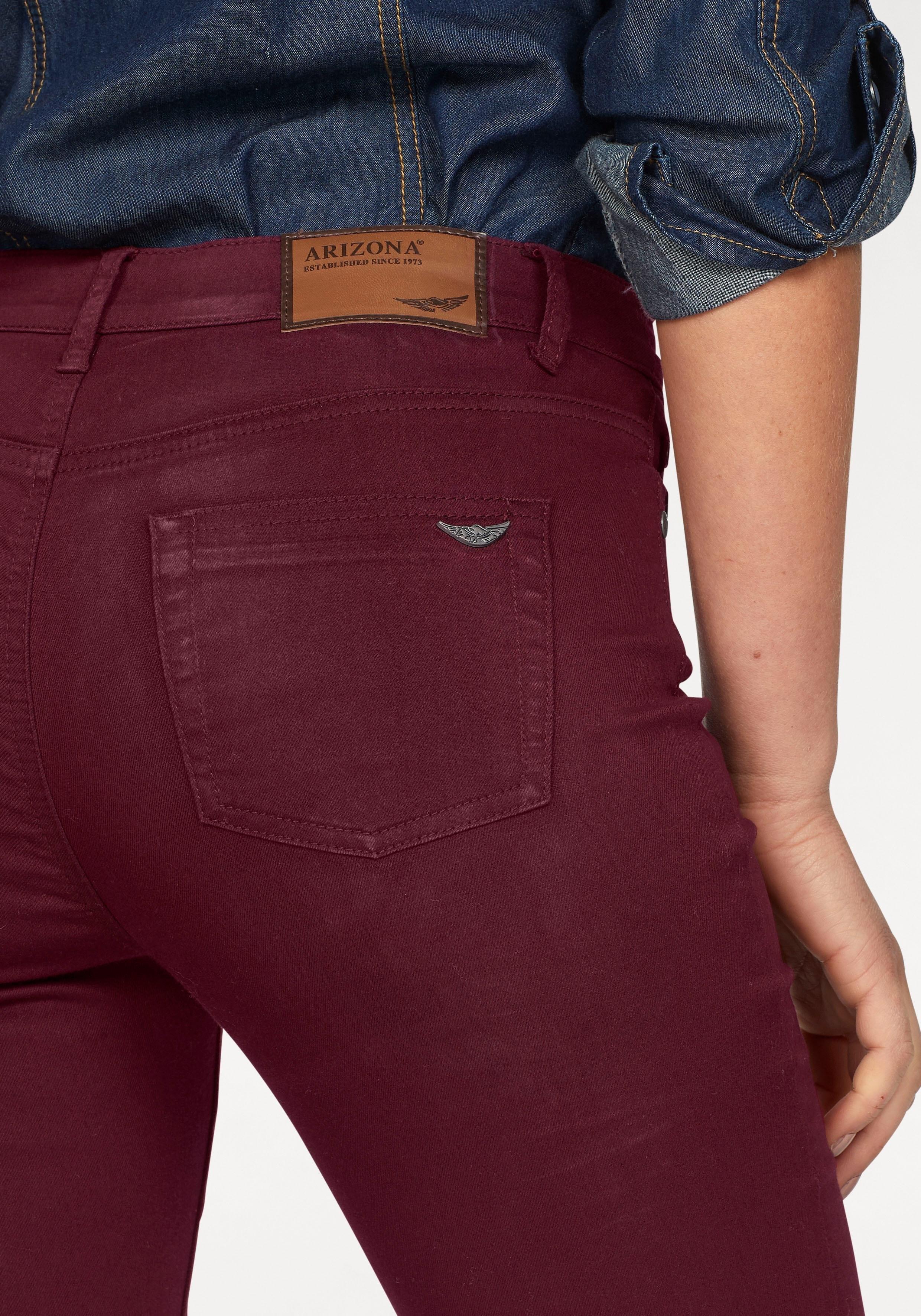 Bestellen High Nu Online jeans Arizona Waist KF1Jlc