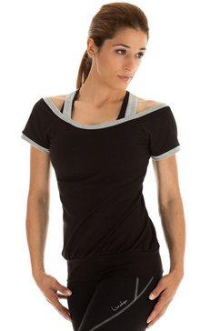 winshape 2-in-1-shirt »wtr5« zwart