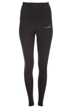 winshape legging »high waist hwl102« zwart