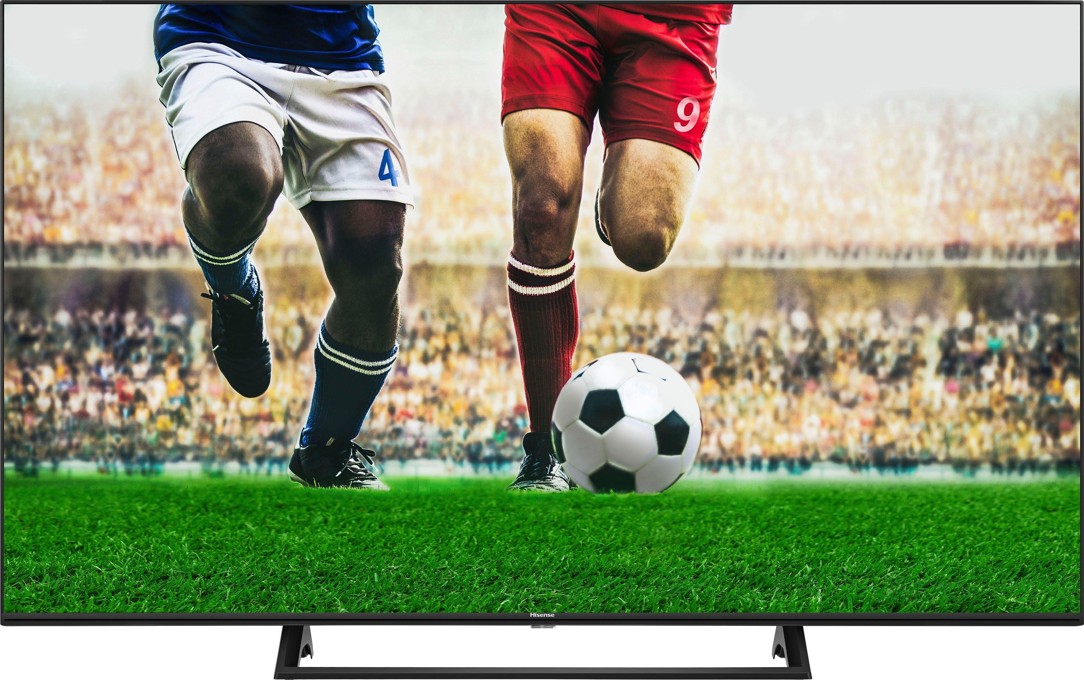 Hisense 50AE7200F LED-televisie (126 cm / (50 Inch), 4K Ultra HD, Smart-TV in de webshop van OTTO kopen