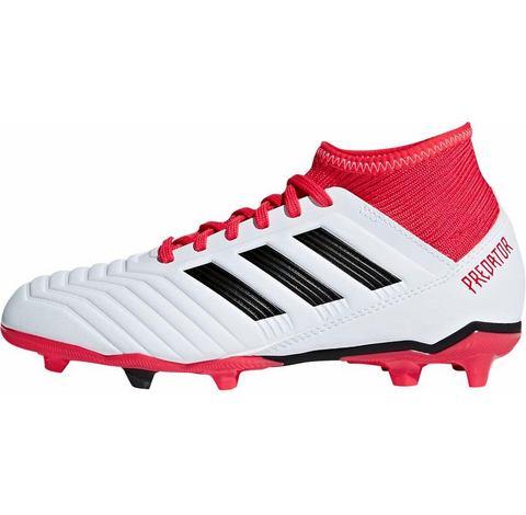 Adidas Voetbalschoenen kinderen Predator 18.3 FG zwart