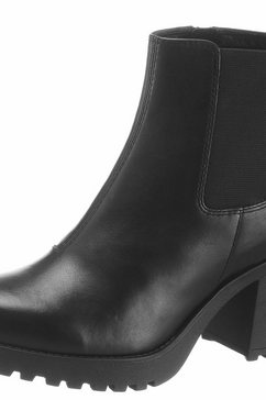 vagabond chelsea-boots zwart