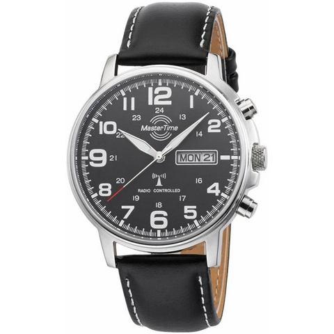 Analoog Horloge Metaal Zilver