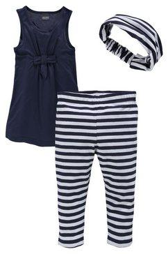 set: jurk, legging en haarband, kidoki multicolor