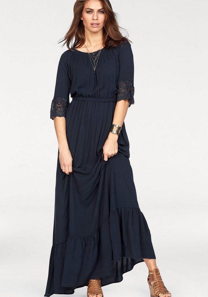 Laura Scott maxi-jurk blauw