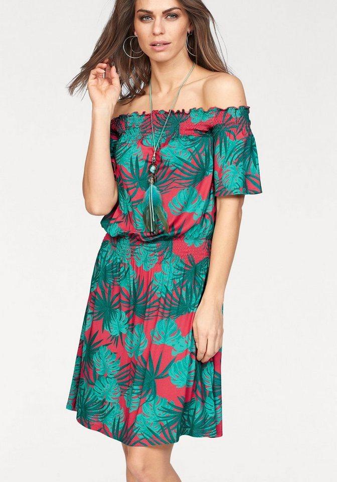 Laura Scott gedessineerde jurk groen