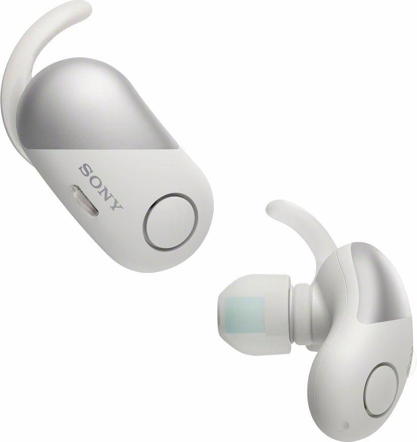 SONY »WF-SP700N« sport-hoofdtelefoon (bluetooth, NFC, noise-cancelling, ingebouwde microfoon) - verschillende betaalmethodes