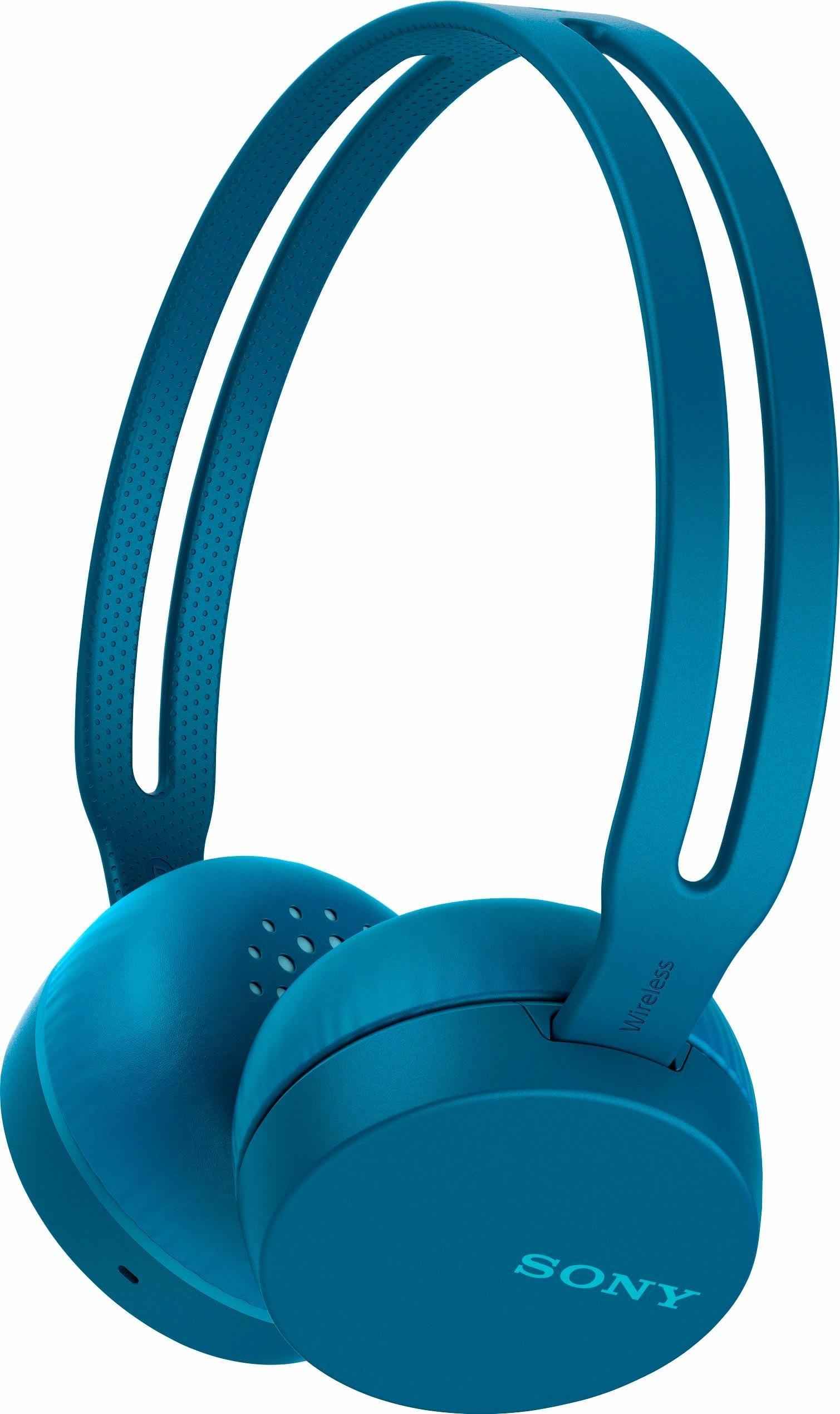 SONY »WH-CH400« on-ear-hoofdtelefoon (bluetooth, NFC, ingebouwde microfoon) bij OTTO online kopen