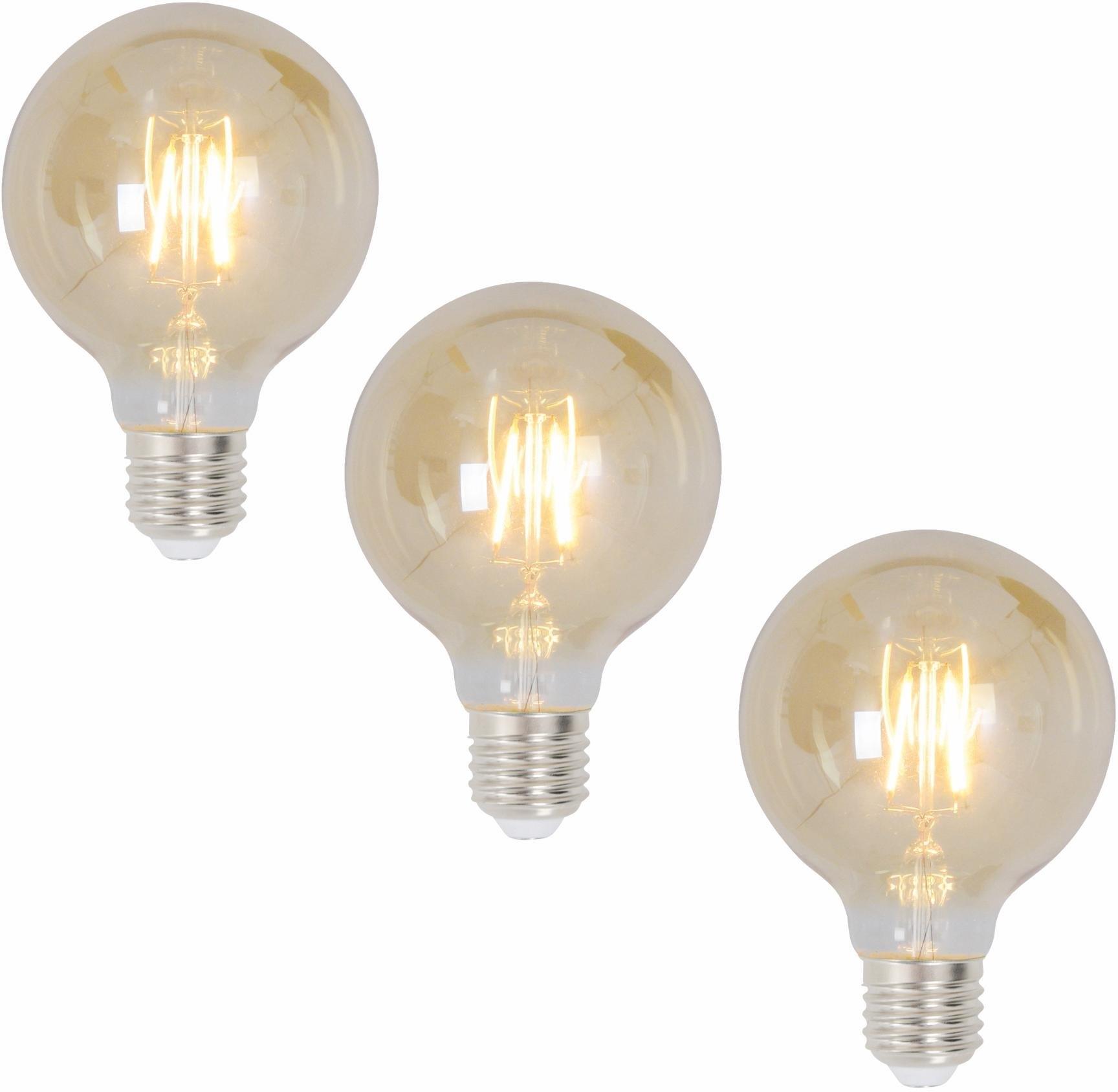 Näve ledverlichting, set van 3, »E27 Filament« makkelijk besteld | OTTO