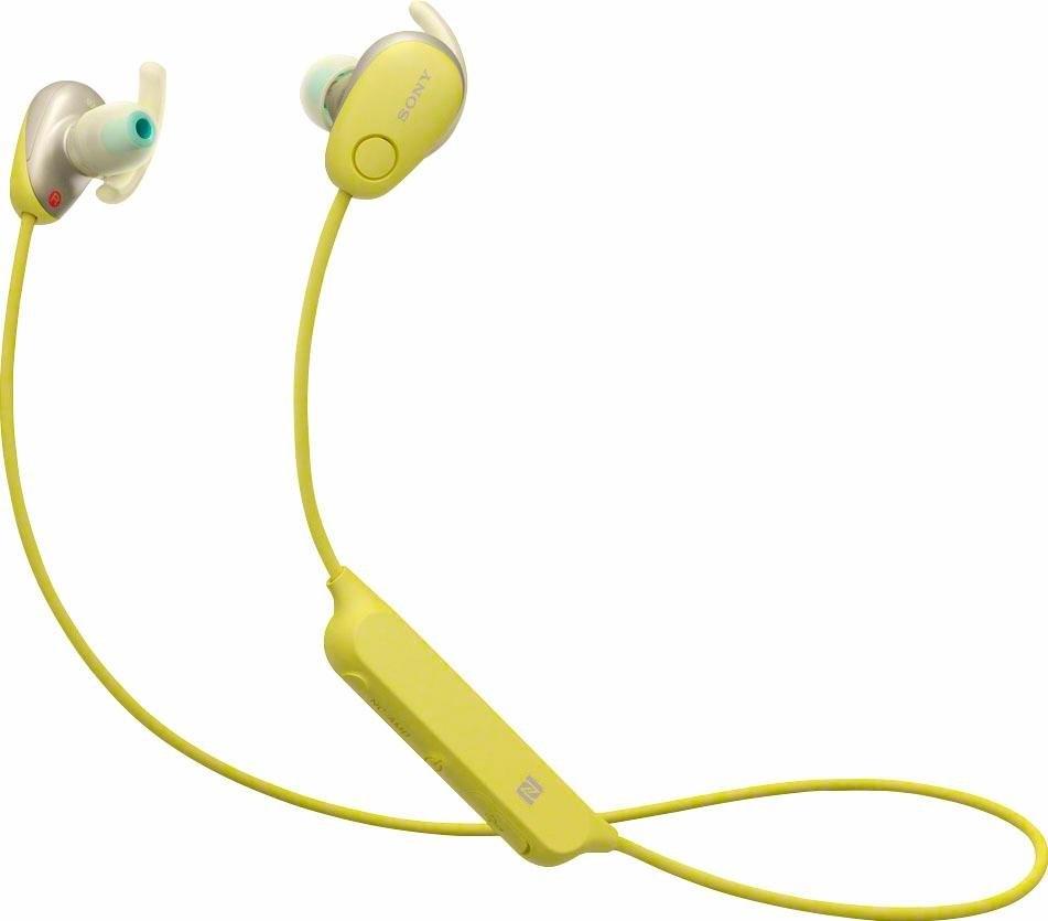 SONY »WI-SP600N« in-ear-hoofdtelefoon (bluetooth, NFC, Noise-Cancelling, ingebouwde microfoon) bestellen: 14 dagen bedenktijd