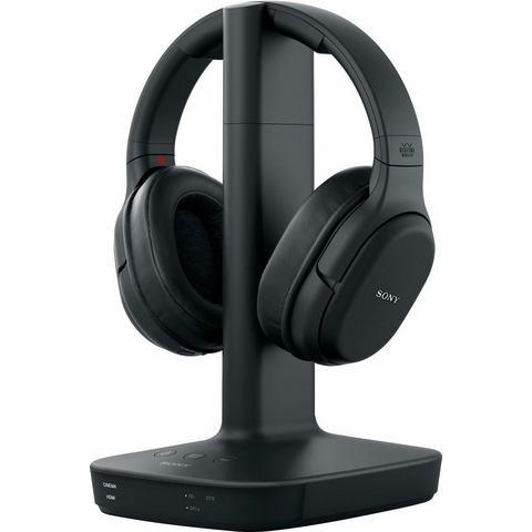 Sony WH-L600 TV Koptelefoon Over Ear Radiografisch Zwart