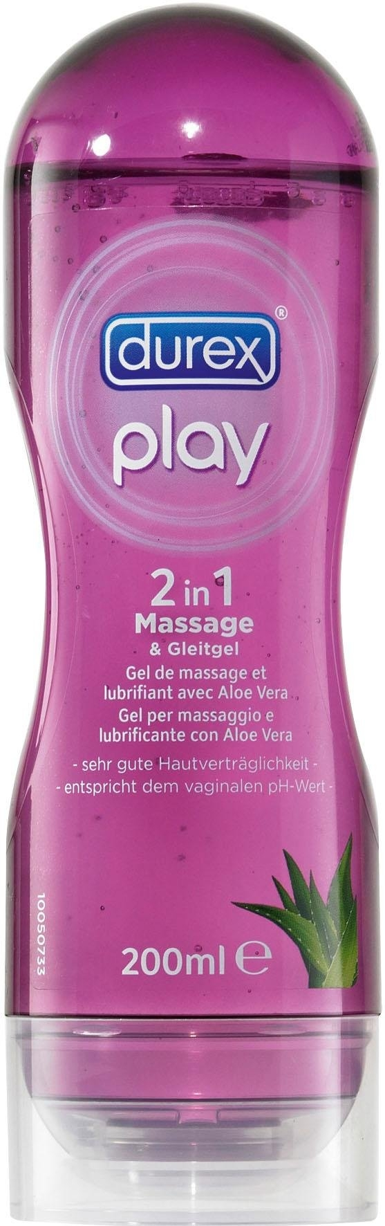 Durex glij- en massagegel '2-in-1 massage' nu online bestellen