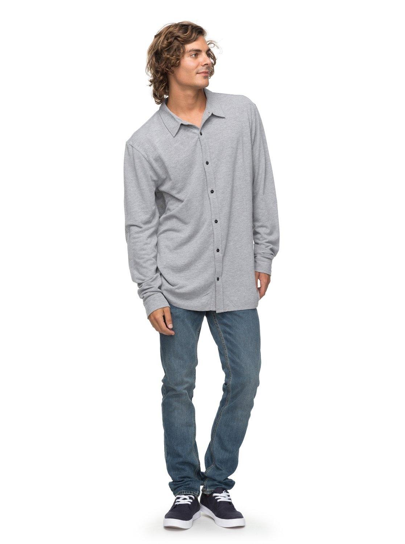 Effect Lange Mouwenlong Quiksilver Bij Overhemd Met Bestellen KT5lF1Jcu3