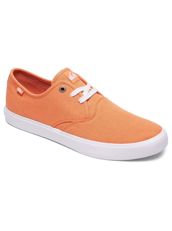 Quiksilver Chaussures Orange Pour Les Hommes TmD36wNOBT