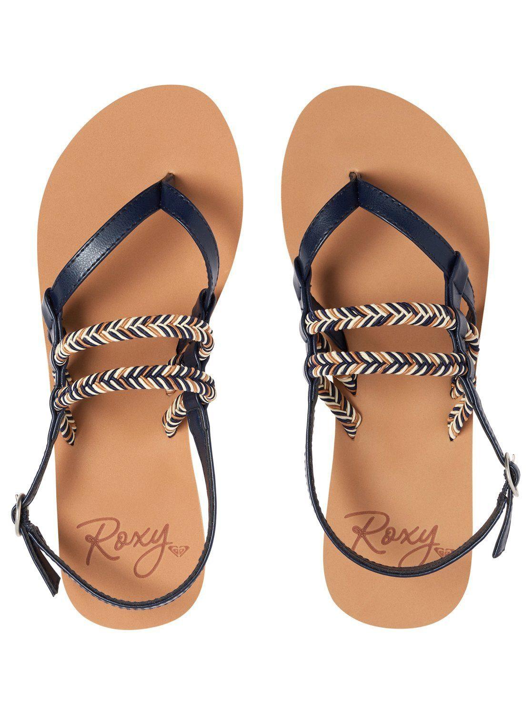 Roxy Keilana - Sandales Pour Les Femmes - Bleu 8Lvt7PiN
