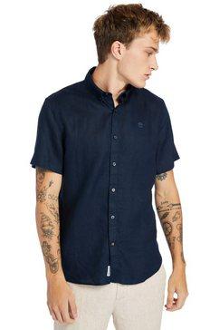 timberland functioneel shirt blauw