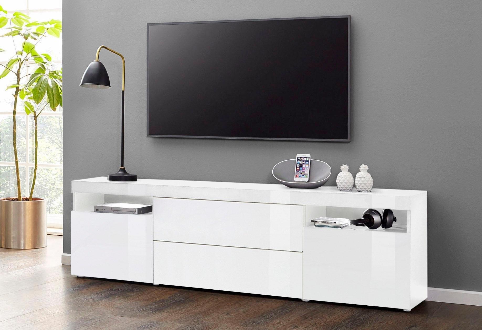 borchardt Möbel tv-meubel Kaapstad Breedte 166 cm nu online bestellen
